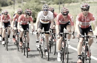 El liderato del equipo será para André Greipel | Foto: Giro de Italia