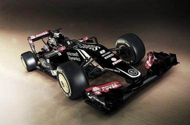 A Lotus terá este ano motores Mercedes, que substituem os Renault (Foto: Lotus)