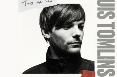 "Portada del nuevo single de Louis Tomlinson: ""Two of us"" // Fuente: Twitter Oficial @Louis_Tomlinson"