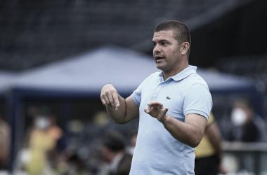 Umberto Louzer admite partida ruim da Chape, mas confia na conquista do título