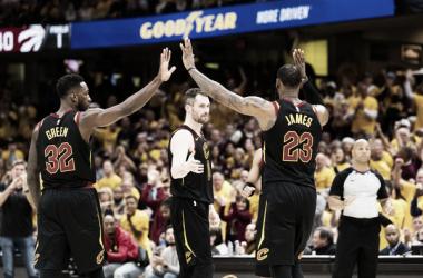 Guía Finales NBA VAVEL 2018: las dudas interiores de los Cavs