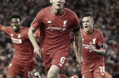 Las noches mágicas de Anfield: Liverpool 4-3 Borussia Dortmund