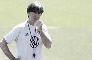 """Joachim Löw: """"Lo único que se puede decir ahora es ganar, no sabemos si habrá posibilidad de espectáculo"""""""