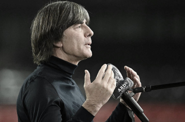 """Löw ressalta esforço da Alemanha após novo empate diante da Suíça: """"Nós realmente lutamos"""""""
