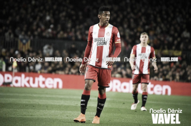 FC Barcelona - Girona FC: puntuaciones del Girona, jornada 25 de la Liga Santander