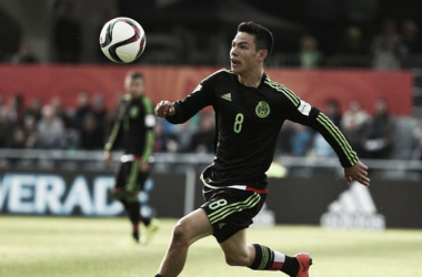 Hirving Lozano // Foto: FIFA
