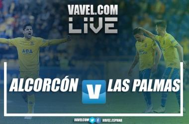 Resumen Alcorcón 2-0 Las Palmas en LaLiga 1 2 3 2019 (2-0)