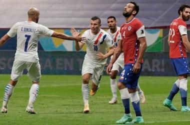 Chile al rojo vivo y a la espera de Uruguay