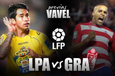 Las Palmas - Granada CF: puntuar como obligación
