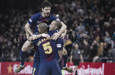 El Barça Lassa se abona a la épica y se clasifica para la final