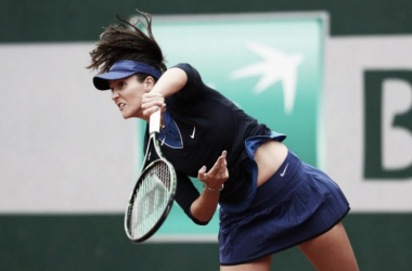 French Open 2016: Robson goes out fighting