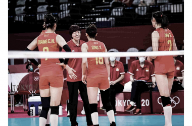 Highlights: China 2-3 Russia women's volleyball Olympic Games Tokyo 2020