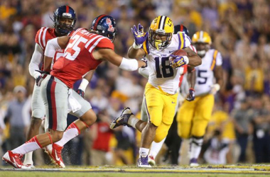 Ole Miss is unbeaten no more (Crystal LoGiudice/USA TODAY Sports)
