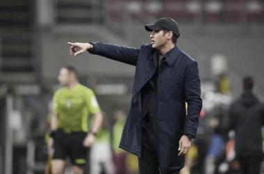 """Paulo Fonseca elogia capacidade de reação da Roma contra Milan: """"Empate positivo"""""""