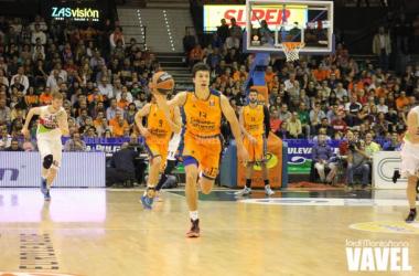 Valencia Basket - Lokomotiv Kuban: prueba de fuego para asentar la mejoría