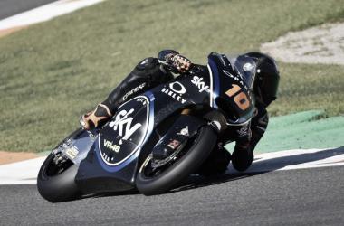 Spettacolo a Jerez: Tripletta italiana in Moto2