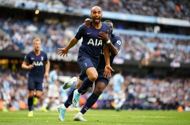 Premier League- Lucas ed il VAR bloccano il City, il Tottenham acciuffa il pari (2-2)