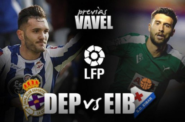 Deportivo de La Coruña - SD Eibar: duelo de revelaciones