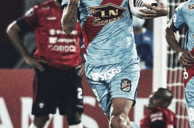 Lucas Albertengo, la carta de gol<div><br></div>