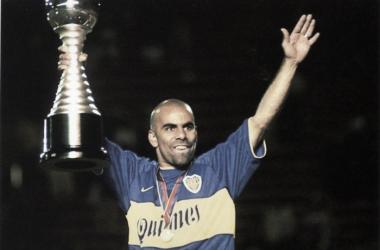 Chicho se retiró en el año 2005 jugando para Atlético Nacional. Foto: Web.