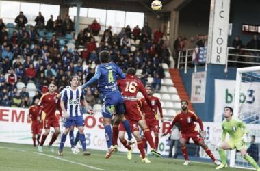 "Lucas Domínguez: ""Esperamos conseguir un buen resultado en Pamplona"""
