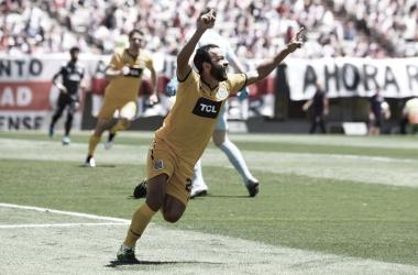 Lucas Gamba podría volver a Unión