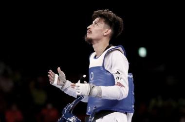 Taekwondo: Lucas Guzmán obtuvo el cuarto puesto