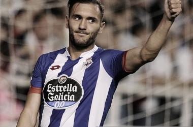 Lucas Pérez ficha por el Alavés