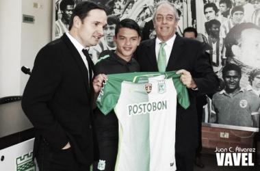 """Ronaldo Lucena: """"Vengo con la ilusión y el compromiso para hacer grandes cosas en la institución"""""""