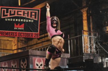 Lucha Underground Review 7-15-15