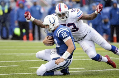 After loss in Buffalo, Colts left with more questions than answers (Image: Associated Press)