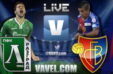 Live Champions League : Ludogorets - Basel en direct