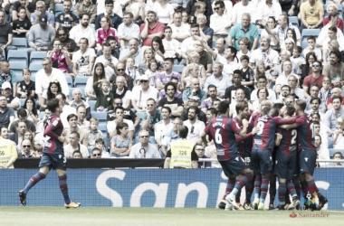 Así llega el Levante, rival del Valencia