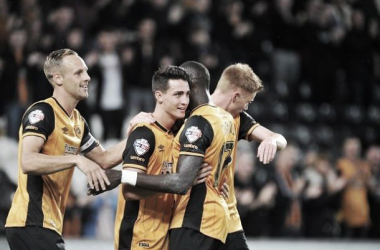 Hull City 1-0 Rochdale: Luer strike seals Third Round place for Tigers