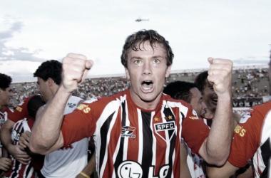 O São Paulo conquistou pela última vez o estadual em 2005 (Foto: Rubens Chiri/ São Paulo FC)