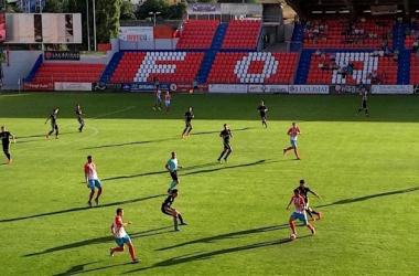 El Sporting se estrella en Lugo