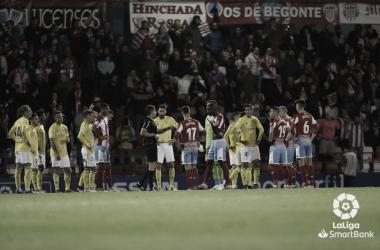 Análisis post partido CD Lugo - Cádiz CF: Los amarillos se conforman con un empate