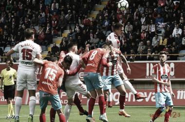 Cultural Leonesa - Lugo: puntuaciones del Lugo, 39ª jornada de Segunda División