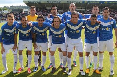 Lugo - Almería: puntuaciones de la U. D. Almería, jornada 38