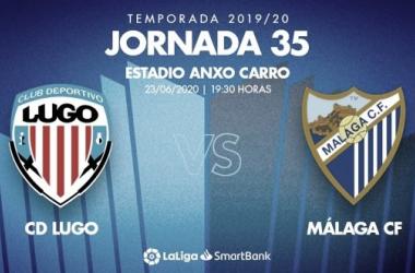 Previa CD Lugo - Málaga CF: la victoria como único resultado