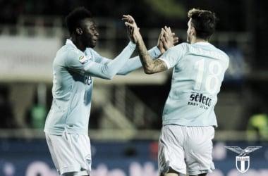 La Lazio torna a vincere in casa. I tre punti all'Olimpico mancavano da ottobre (Twitter - Società Sportiva Lazio)