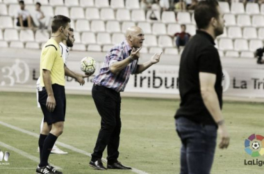 "Luis César: ""Me fui triste de Oviedo, pero no preocupado"""