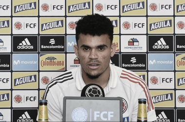 "Luis Díaz: ""Podemos hacer un gran partido ante Argentina"""