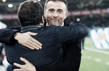 "Após empate, Luis Enrique projeta clássico diante do Real Madrid: ""Determinante"""