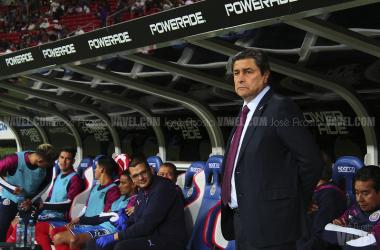 """Luis Fernando Tena: """"No es justo que nos quiten seis jugadores y tengamos que jugar un partido oficial"""""""