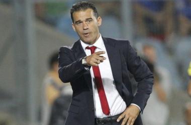 """Luis García: """"El resultado es justo"""""""