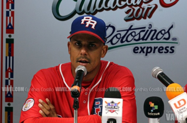 """Luis Matos: """"Llevaremos el campeonato a Puerto Rico"""""""