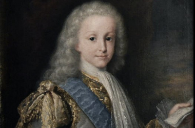 Retrato de Luis I antes de tomar el trono | Fuente: Mueso del Prado (Madrid)