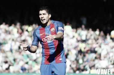 Resumen temporada 2016/17: Luis Suárez, pistolero y prisionero