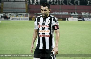 Luis Vargas. FOTO: PRENSA ZAMORA FC